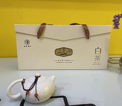 安吉特产白茶-手提式